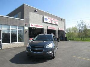 2010 Chevrolet Traverse 1LT, accident free ! certified !!