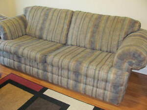 SOFA AND LOVESEAT,  LAZYBOY BRAND, 5 YEARS OLD $750.