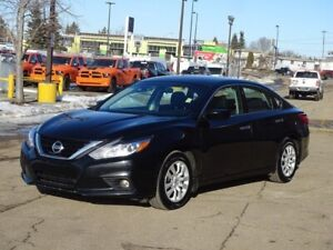 2017 Nissan Altima S Accident Free,  Heated Seats,  Back-up Cam,