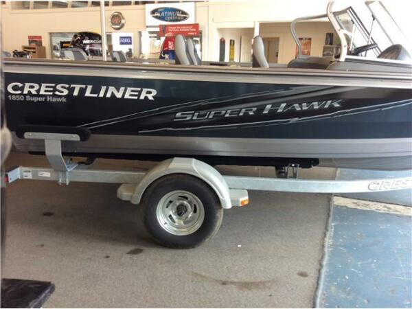 Used 2015 Crestliner 1850 SUPER HAWK