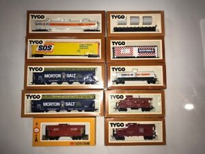 HO Train Cars