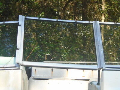 Sunbird Coral 200 Center Walk-thru Windshield, Bow Rider THIS PIECE ONLY