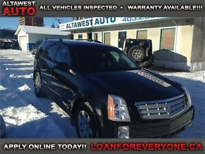 2006 Cadillac SRX AWD LEATHER S/R 7 PASSENGER