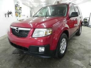 2011 Mazda Tribute S, Bluetooth, AWD, Régulateur de Vitesse, V6