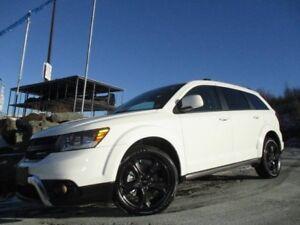 2018 DODGE JOURNEY Crossroad AWD V6 7-PASS (JUST $28977! ORIGINA
