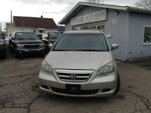 2007 Honda Odyssey EX Fully Certified! No accidents!