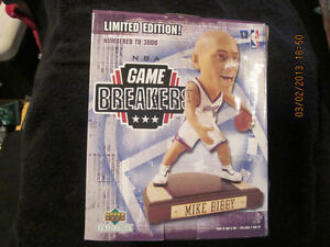 NBA Mike Bibby Collectible LIMITED EDITION Figure