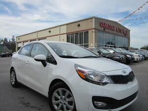 2013 Kia Rio LX *** PAY ONLY $42.99 WEEKLY OAC ***