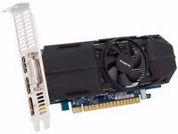 Geforce gtx750ti low profile excellent