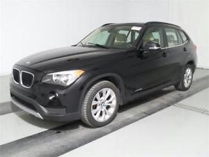 2014 BMW X1 xDrive28i CUIR TOIT PANORAMIQUE MAGS