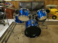 JUNIOR Westbury Drum Kit with Sabian Cymbal, Premier Hi-Hats
