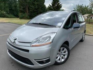 citroen grand c4 picasso 1.6 hdi exclusive 7 places*clim ...