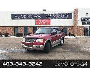 2006 Ford Expedition Eddie Bauer=4wd=accident free