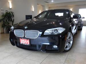 2011 BMW 5 Series 550i xDrive M Sport PKG+Technology PKG