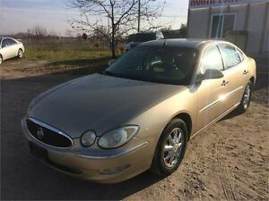 2005 BUICK ALLURE CXL - POWER OPTIONS - ALLOY RIMS - E TESTED