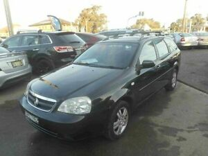 2007 Holden Viva JF MY07 Black 4 Speed Automatic Wagon Greenacre Bankstown Area Preview