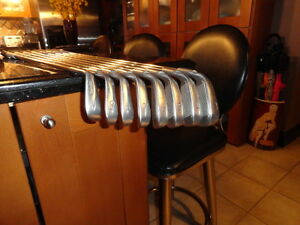 PING i3 Irons.