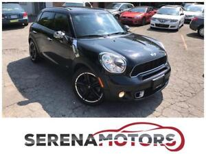 MINI COOPER COUNTRYMAN ALL4 S AWD | MANUAL | NO ACCIDENTS
