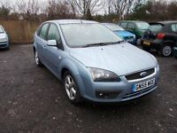 Ford Focus 1.6 Zetec Climate 5dr FULL HISTORY 3 MONTH WARRANTY Minster Autos ME12 3RT