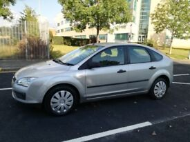 FORD FOCUS 1.6 LX 5DR (silver) 2006