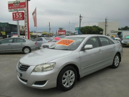 2007 Toyota Aurion GSV40R AT-X Low Kms !! 6 Speed Auto Sequential Sedan Granville Parramatta Area Preview