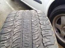 235 55 x 18 Tyre (1) Goodyear Frontera Suit Territory Captiva South Melbourne Port Phillip Preview