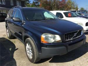 2004 Volvo XC90 6cyl, 2.9 litres , automatique