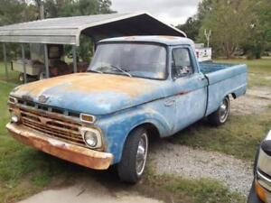 Wanted 1960-1972 F100