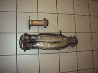 JDM 1990-1991 HONDA CIVIC/CRX B16A1 DOWNPIPE & EXTENSION