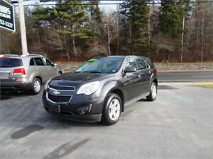 2014 CHEVROLET EQUINOX LS AWD...LOADED! REDUCED $3000 NOW $14998