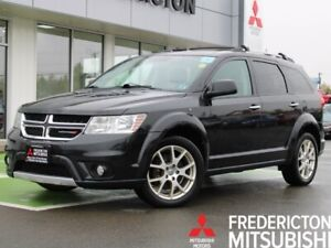 2013 Dodge Journey R/T REDUCED   AWD   HEATED LEATHER   BACK...