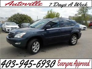 2004 Lexus RX 330 AWD LEATHER SUNROOF