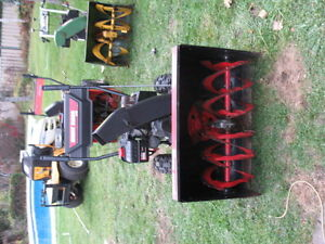 soufleuse snowboss by mtd 29po 10.5hp