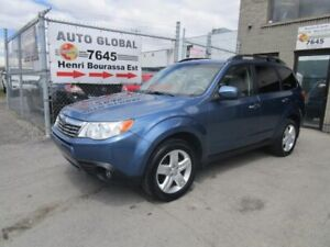 Subaru Forester Automatique 2.5X Limited Bas Millage Mags 2009