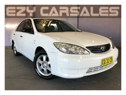 2004 Toyota Camry MCV36R Altise White 5 Speed Manual Sedan Albion Park Rail Shellharbour Area Preview