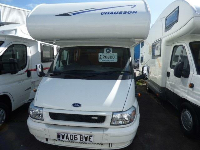 Chausson Welcome 28 Welcome 28 MANUAL 2006/06