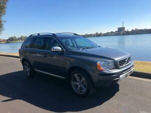 2009 VOLVO XC90 R-DESIGN AUTOMATIC Five Dock Canada Bay Area Preview