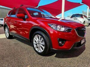 2013 Mazda CX-5 KE Grand Touring Red Automatic Wagon Mackay Mackay City Preview