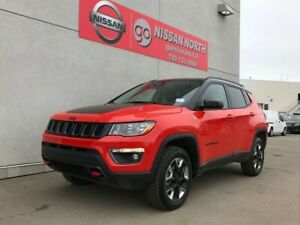 2018 Jeep Compass TRAILHAWK 4WD NAVIGATION & MORE