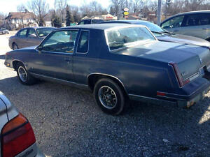 1983 OLDS CUTLASS