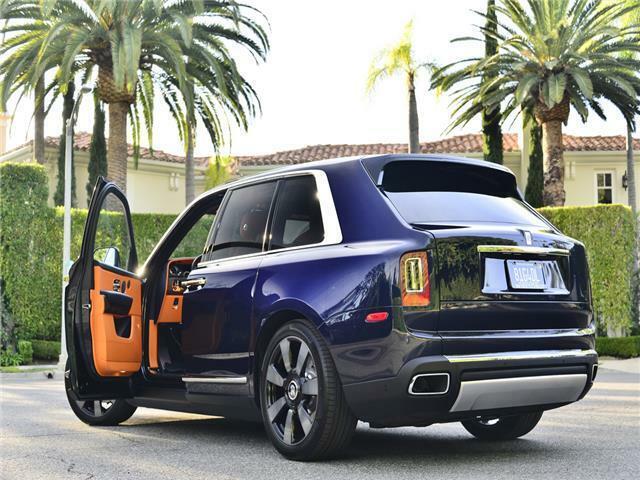 Image 11 Coche Americano usado Rolls-Royce Cullinan 2020