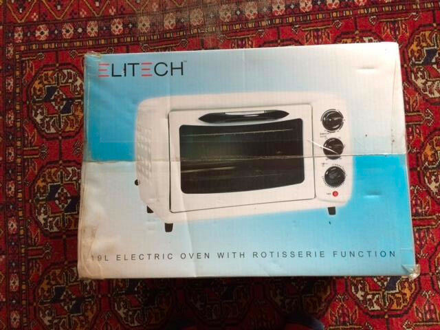 Electric Oven/Portable