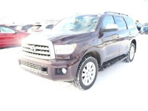 2014 Toyota Sequoia PLATINUM, 5.7L V8, 4WD, BLUETOOTH MEDIA, REA