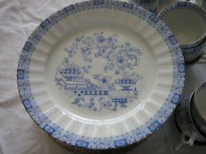 Vintage 12 piece set Seltmann Weiden fine bone china