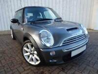 Mini Cooper 1.6 S ....Stunning Supercharged Edition, in Metallic Grey....Very Low Miles for Year