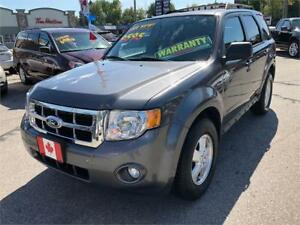 2012 Ford Escape XLT BLUETOOTH LEATHER...PERFECT COND.