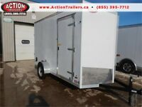 "6X12 HAULIN - SINGLE AXLE, 12"" EXTRA HEIGHT - PRICED TO SELL! London Ontario Preview"