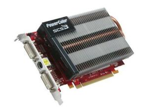 PowerColor HD 4650 SCS3 - Go! Green - graphics card - Radeon HD
