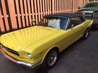 ford mustang 1965 convertable