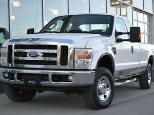 2008 Ford F-250 DIESEL | Oxford White Clearcoat | XLT 4x4 SD Sup